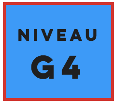 Gradé niveau 4